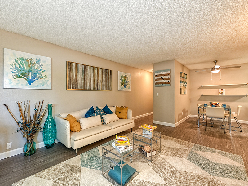 Spacious Floor Plans | The Crossing at Wyndham Apartments in Sacramento, CA