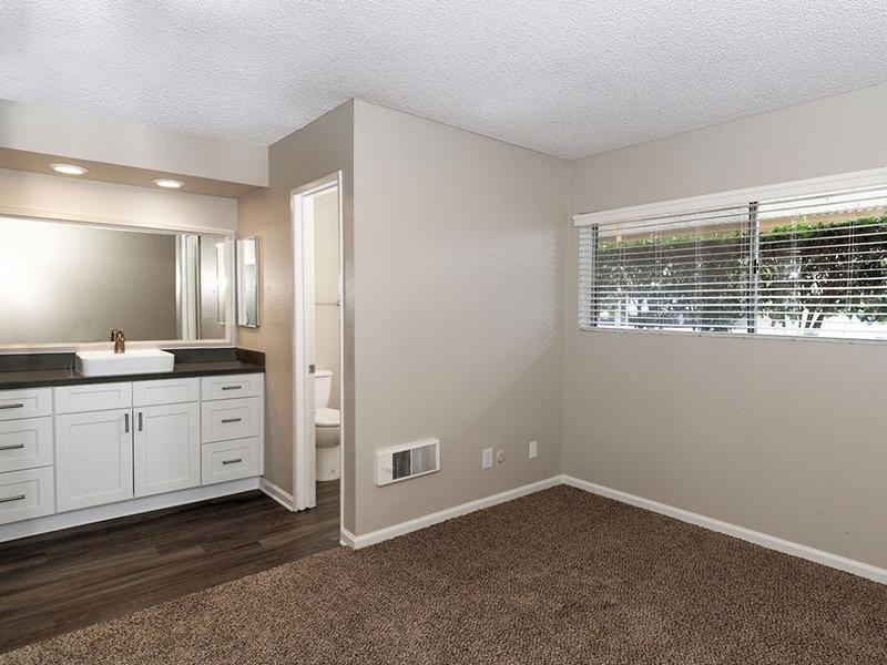 Living Room - Santa Ana Apartments