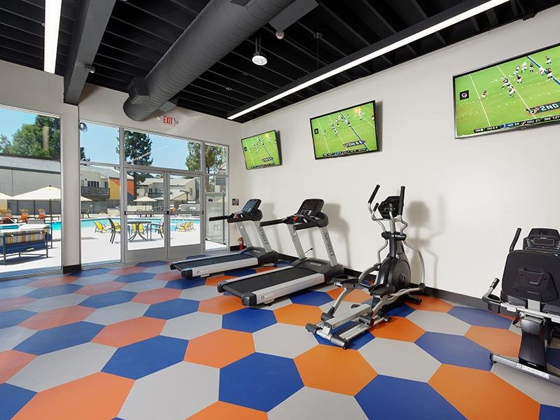 Gym   Horizon