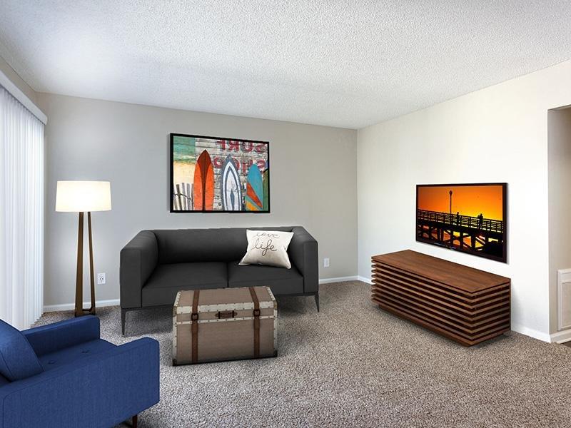 Family Room   Horizon