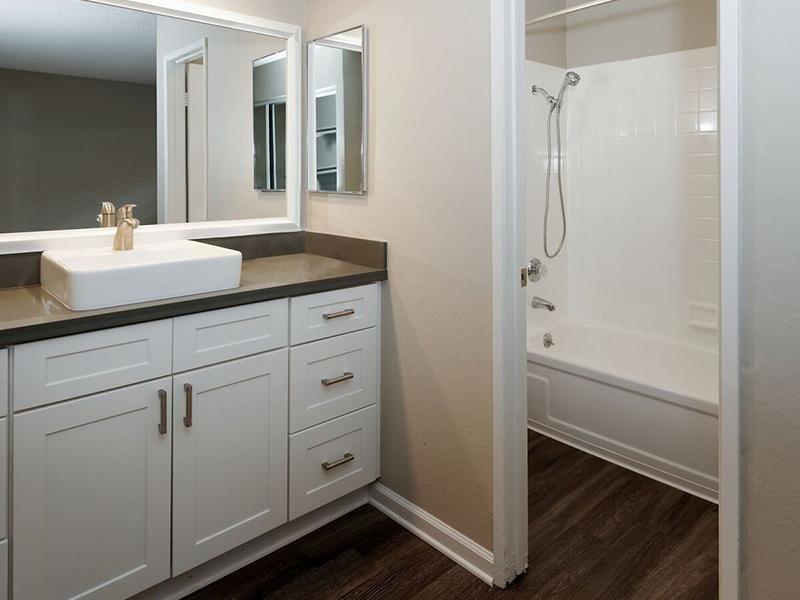 Bathroom - Counter-tops