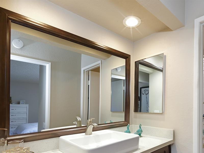 Bathroom | Horizon Apartments