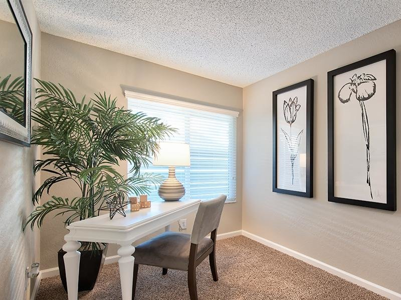 Living Room   Horizon Apartments