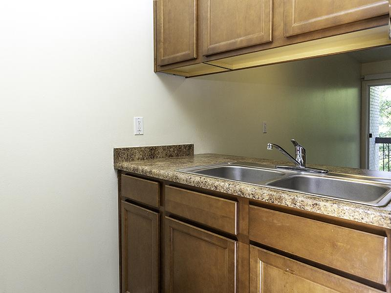 Kitchen Sink | Lookout Pointe Apartments in Provo, UT