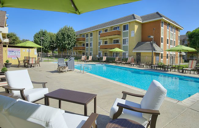 The Orchards Senior Apartments in Fontana, CA