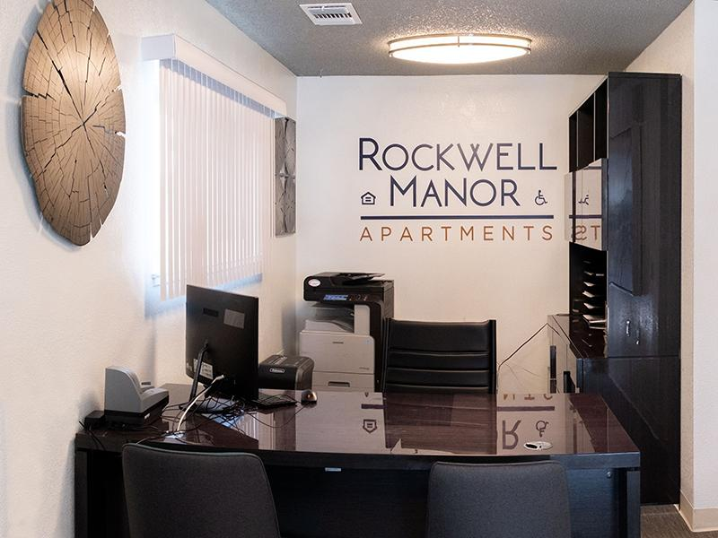 Leasing Office   Rockwell Manor