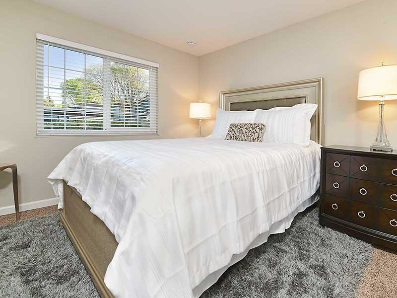 Model Bedroom  | Camden Village Apartments