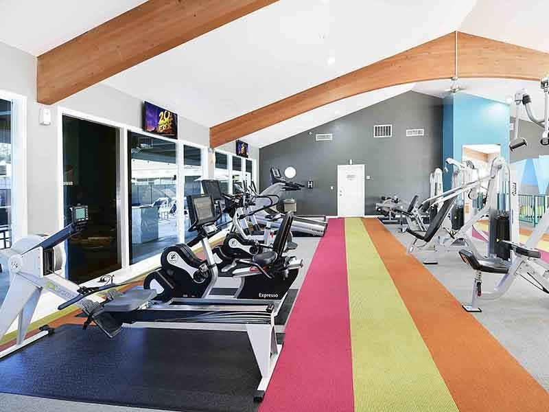 Cardio Center  | Camden Village Apartments