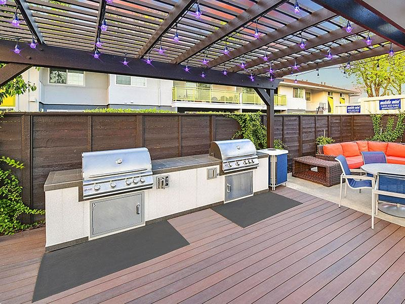 BBQ Grill  | Camden Village Apartments