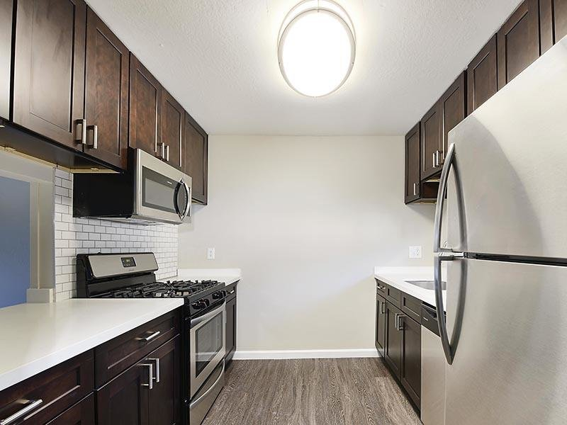 Kitchen  | Camden Village Apartments