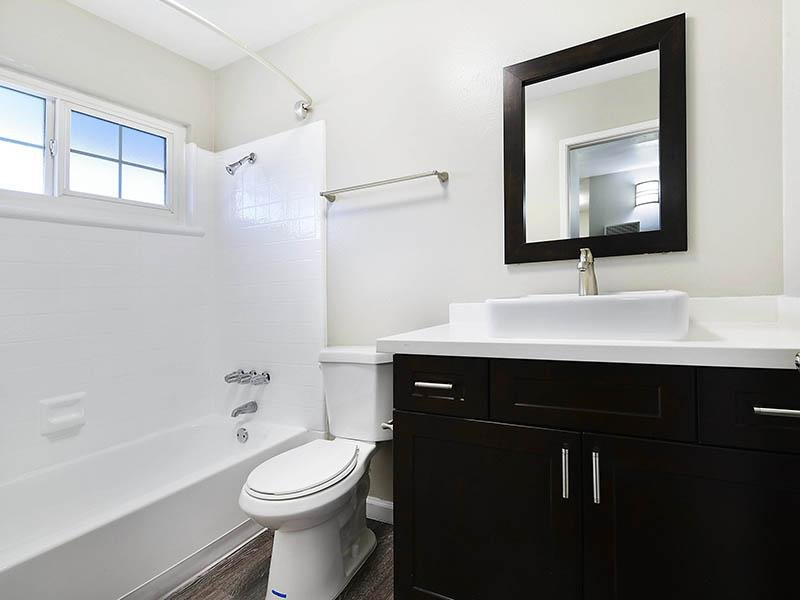 Bathroom  | Camden Village Apartments