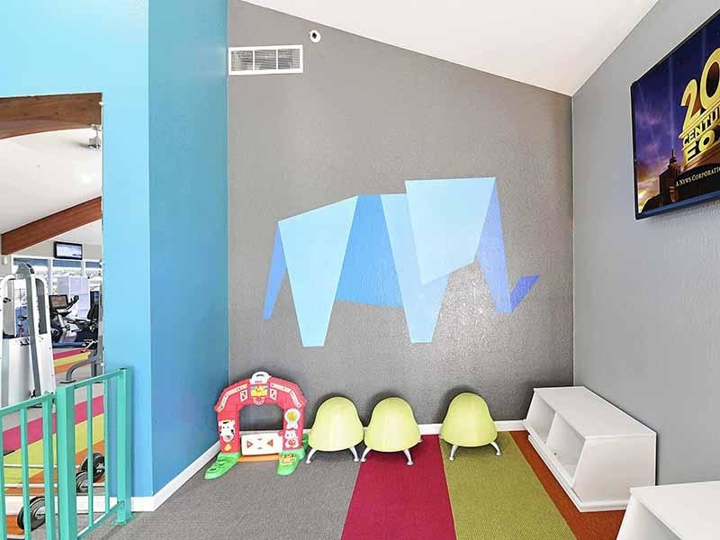 Children Area  | Camden Village Apartments