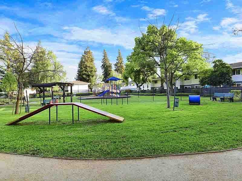 Pet Park  | Camden Village Apartments