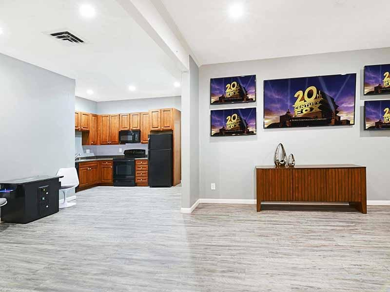 Club House Theater  | Camden Village Apartments
