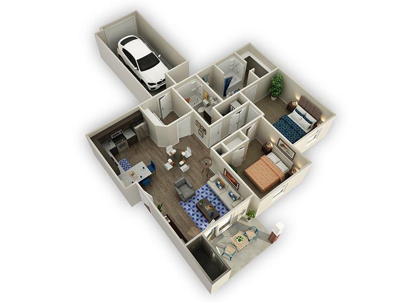 Floor Plans at Alloy at Geneva Apartments