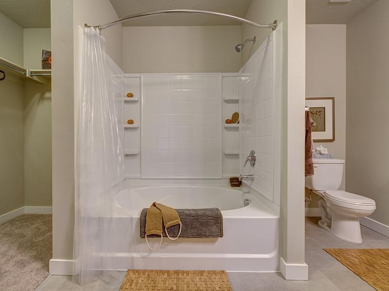 Bathroom | Alloy at Geneva