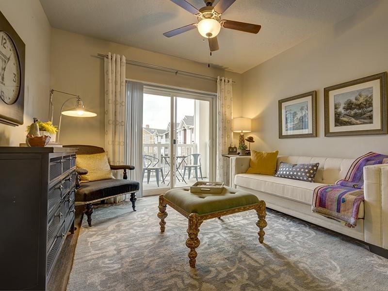 Living Room | Alloy at Geneva