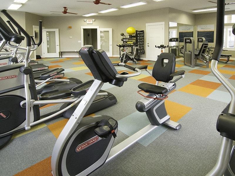 Fitness Center | Alloy at Geneva