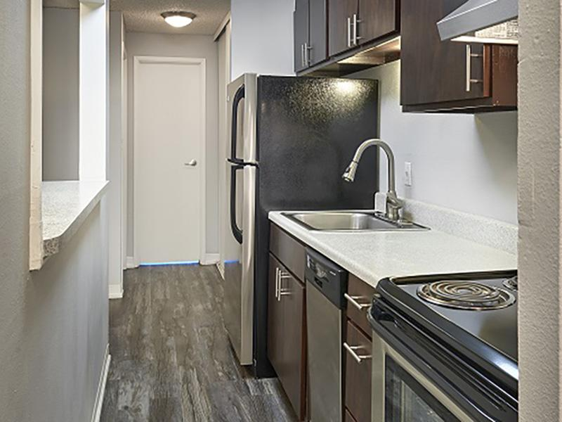Kitchen | 52nd Marketplace Apartments in Arvada, CO