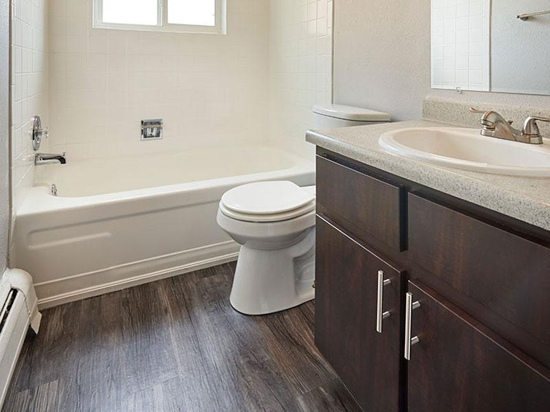 Bathroom | 52nd Marketplace Apartments in Arvada, CO