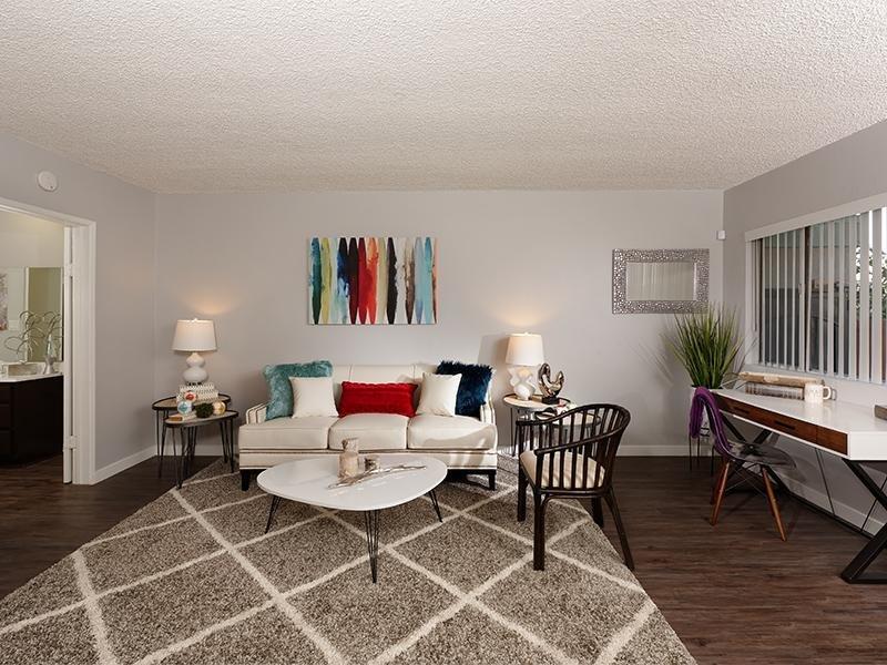 Living Area | Villa del Monte