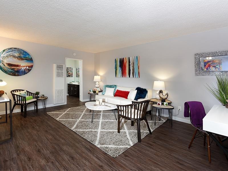 Living Room | Villa del Monte