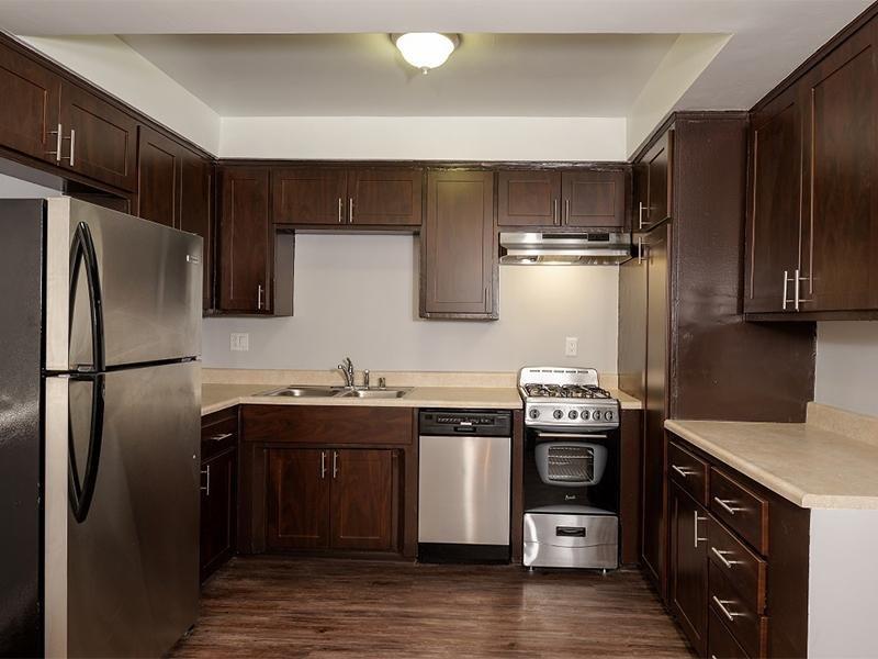 Renovated kitchen | Atrium 3733