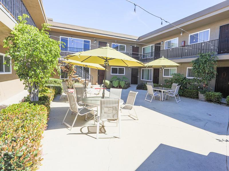 Courtyard on 68th - Apartments in San Deigo, CA