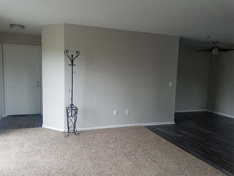 Living Room | Hillside Terrace