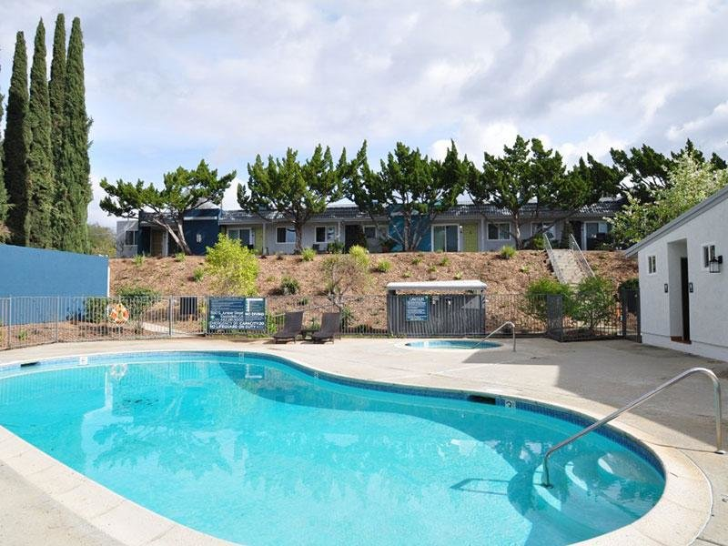 Pool | Escondido Apartments
