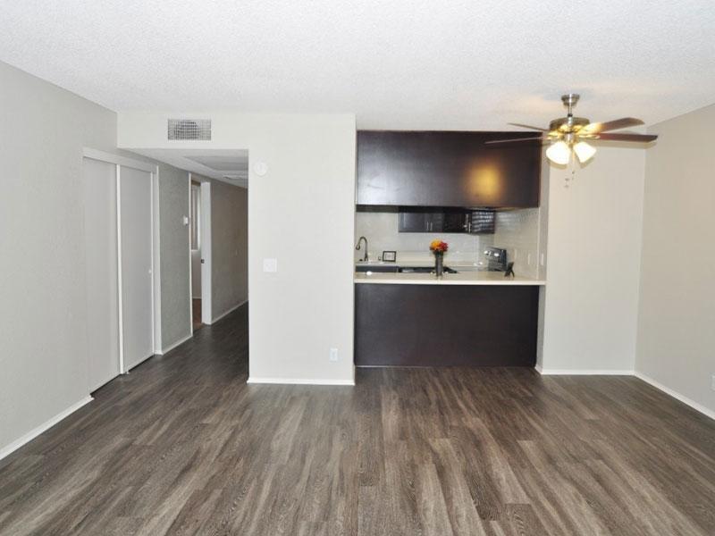 Living Room in Escondido, CA