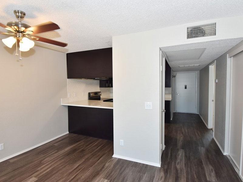 Ceiling Fans | City Terraces Apartments