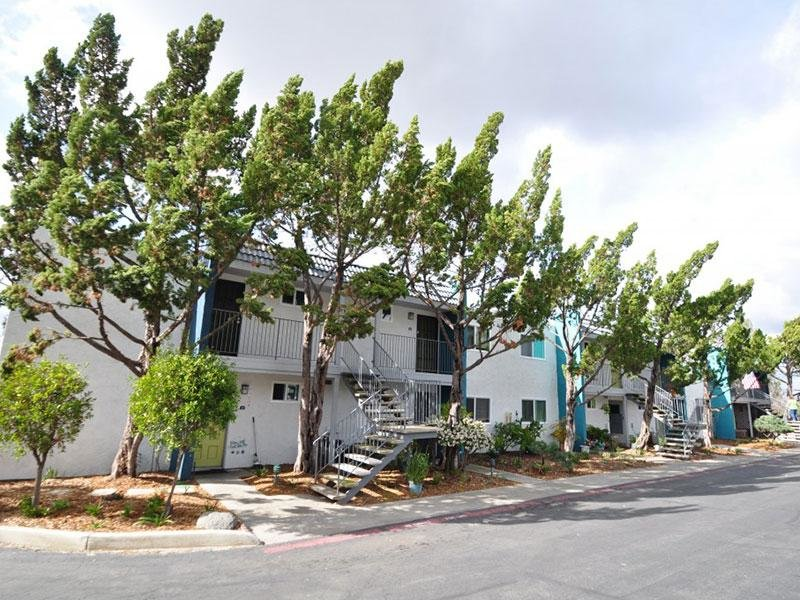 City Terraces Apartments in Escondido