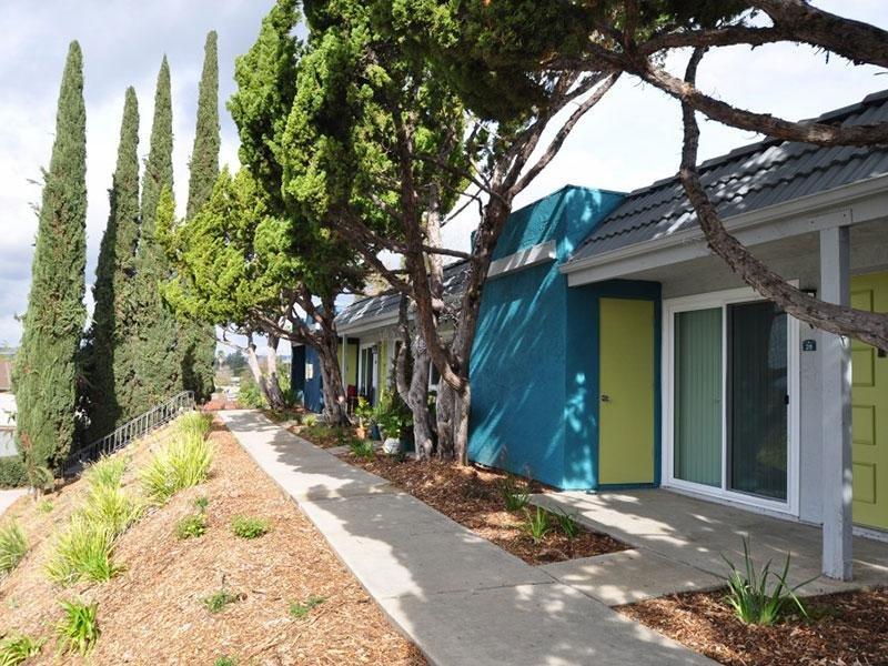 Exterior - City Terraces Apartments