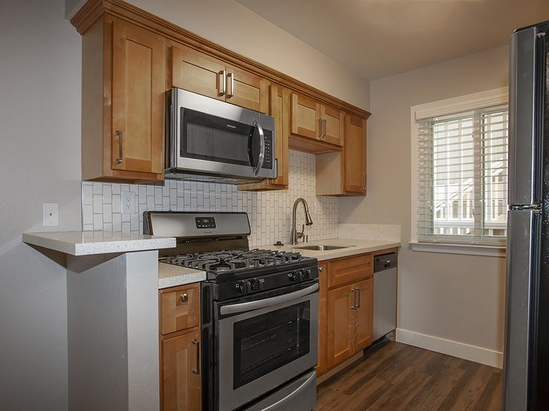Kitchen  | Casanova Grove Apartments