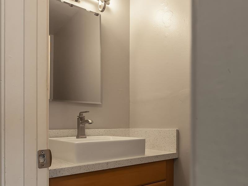 Bathroom  | Casanova Grove Apartments