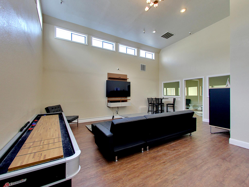 Shuffle Board | Coral Court Apartments