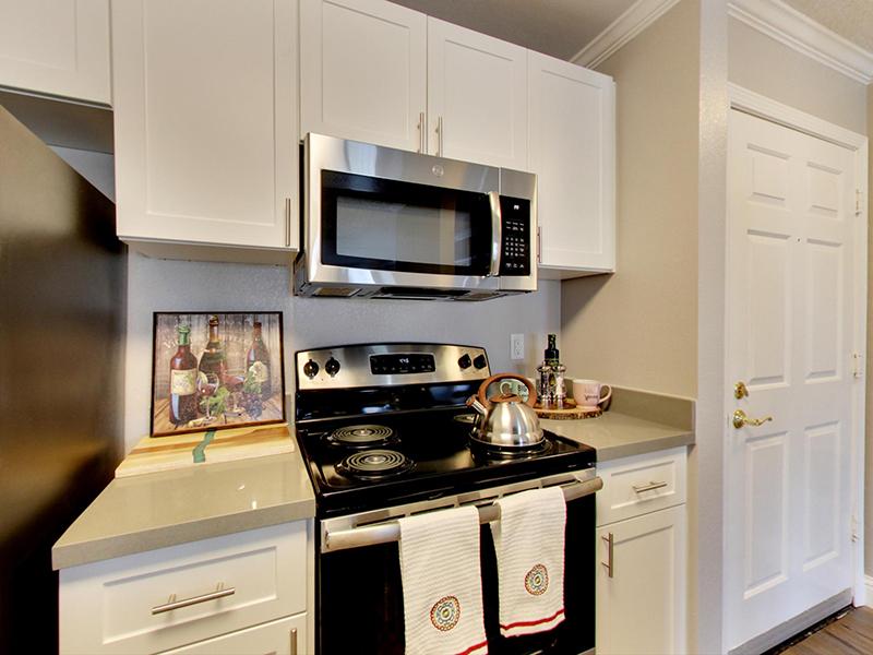 Kitchen | Coral Court Apartments