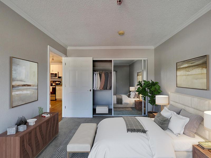 Staged Bedroom   Coral Court