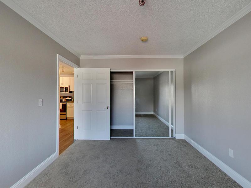 Closet Space | Coral Court Apartments