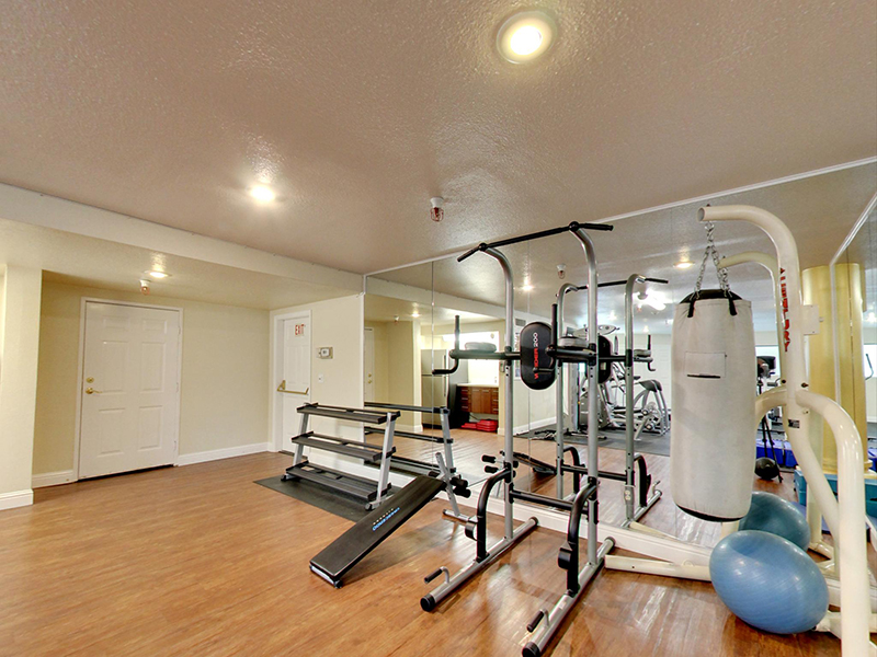 Fitness Center   Coral Court Apartments