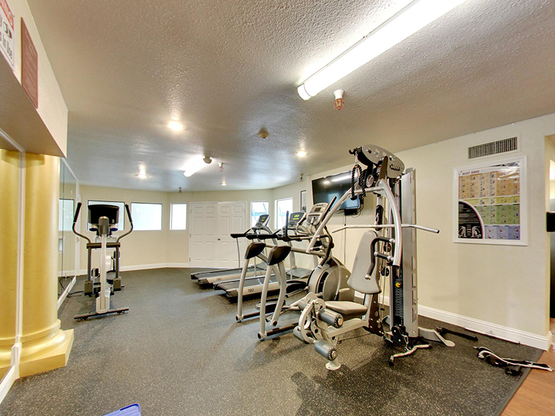 Gym | Coral Court Apartments