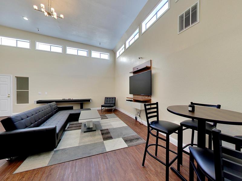 Entertainment Center | Coral Court Apartments