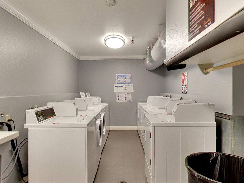 Laundry Facility | Coral Court Apartments