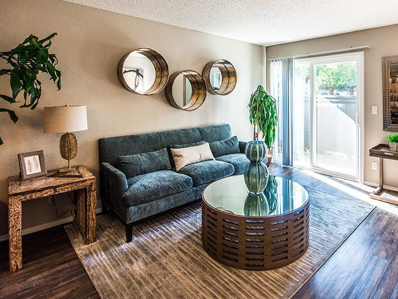 Front Room  | The Vue Apartments