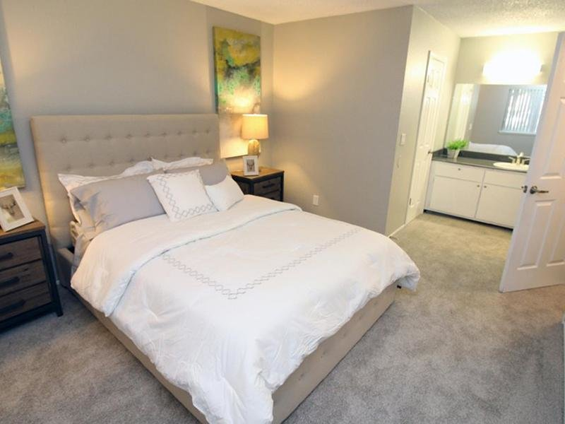 Bedroom | The Vue Apartments