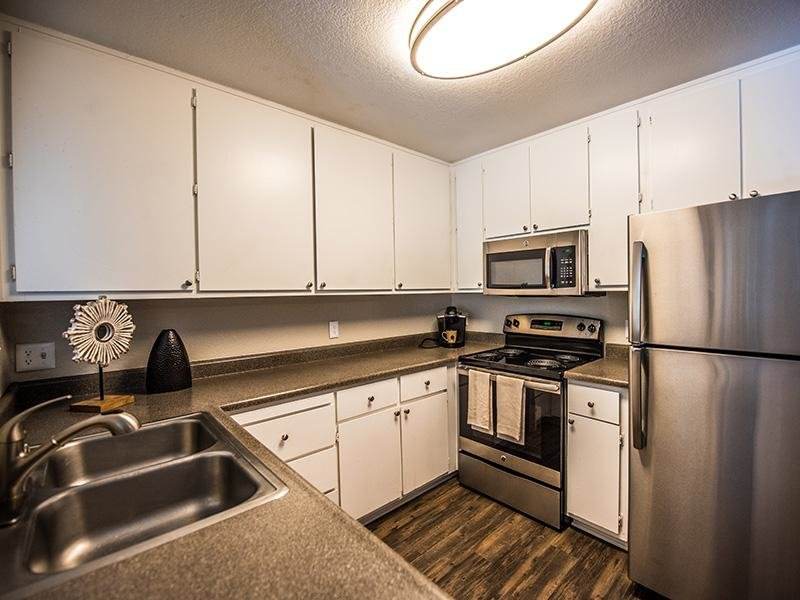 Kitchen | The Vue Apartments
