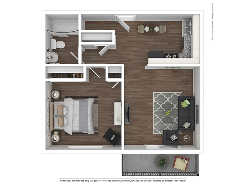 Floor Plans at Aspenwood Apartments