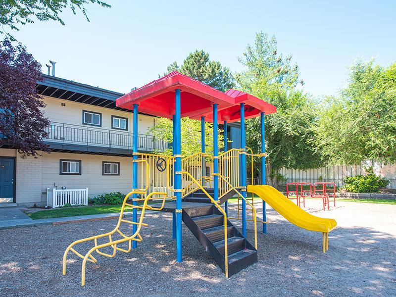 Playground | Aspenwood Apartments in Utah