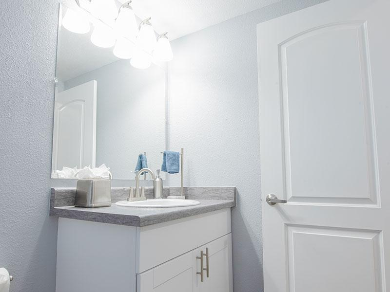 Bathroom | Aspenwood Apartments West Valley City,